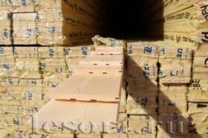 vagonka iz lipy sort 171 ekstra 187 Пиломатериалы: цены в Москве