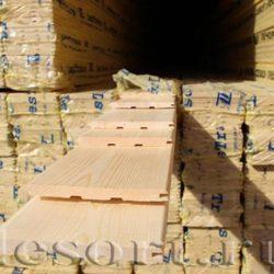 Вагонка из липы сорт «Экстра» 14x90x3000